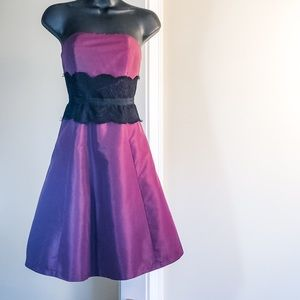 BEHNAZ SARAFPOUR - TARGET sz 1 purple black